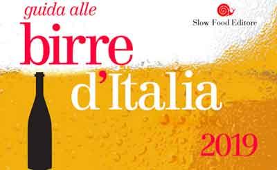Guida alle Birre d'Italia di Eugenio Signoroni e Luca Giaccone- Slow Food editore