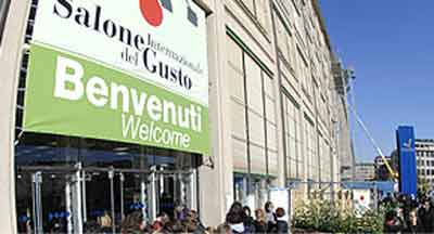 Ingresso Terra Madre / Salone del Gusto di Torino 2018