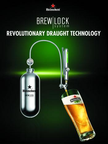 Heineken BrewLock