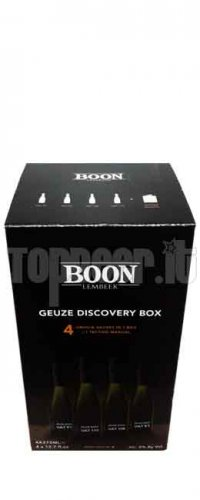 Discovery Gueuze Box 4X375 37,5Cl
