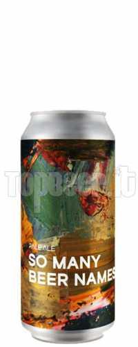 BOUNDARY So Many Beer Names Lattina 44Cl