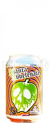 Donkey Beer Bianca Avvelenata Lattina 33Cl