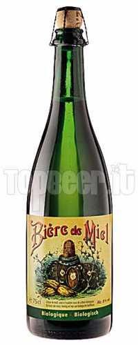 DUPONT Biere de Miel Bio 75Cl