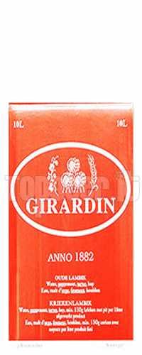 GIRARDIN Krieklambic Bag In Box 10Lt