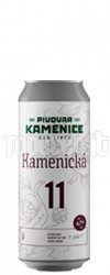 Kamenice Kamenice Pils 11 Lattina 50Cl