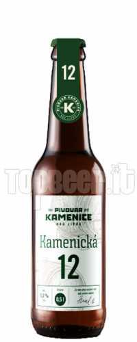 KAMENICE Kamenice Pils 12 50Cl