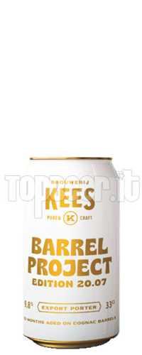 Kees Barrel Project 20/07 Lattina 33Cl