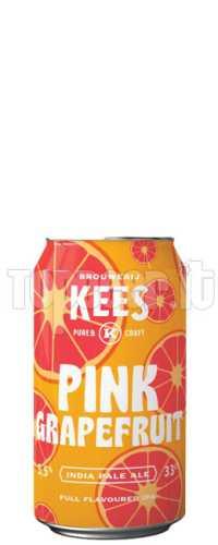 Kees Pink Grapefruit Lattina 33Cl