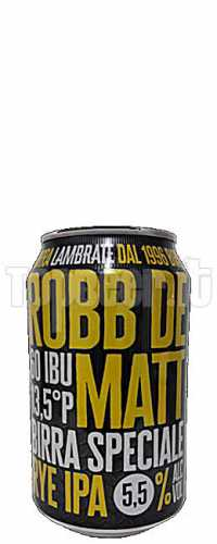 Robb De Matt Lattina 33Cl