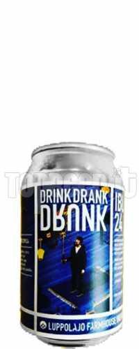 LUPPOLAJO Drink Drank Drunk Lattina 33Cl