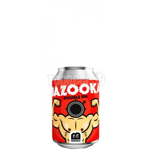 Bazooka Lattina 33Cl