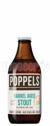 Poppels Barrel Aged Stout 33Cl