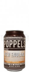 POPPELS New England Pale Ale Lattina 33Cl