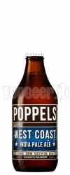 POPPELS West Coast Ipa 33Cl