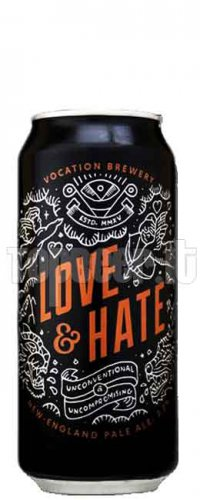 Love And Hate Lattina 44Cl