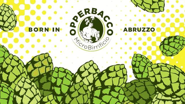 Il nuovo logo del microbirrificio Opperbacco | Topbeer
