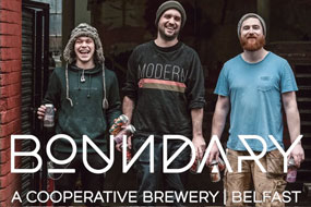 Boundary Cooperative Brewery
