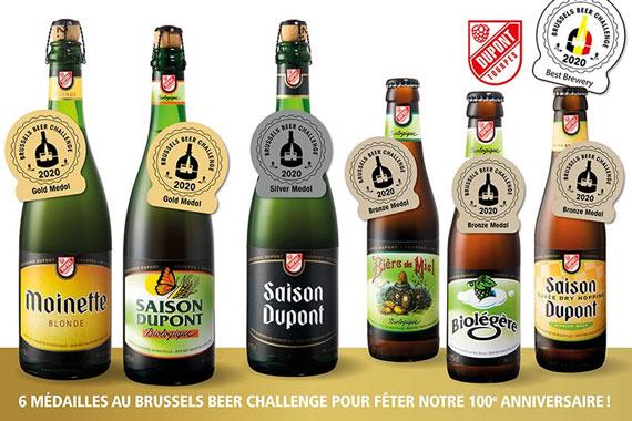 Scopri le birre della Brasserie Dupont   Topbeer