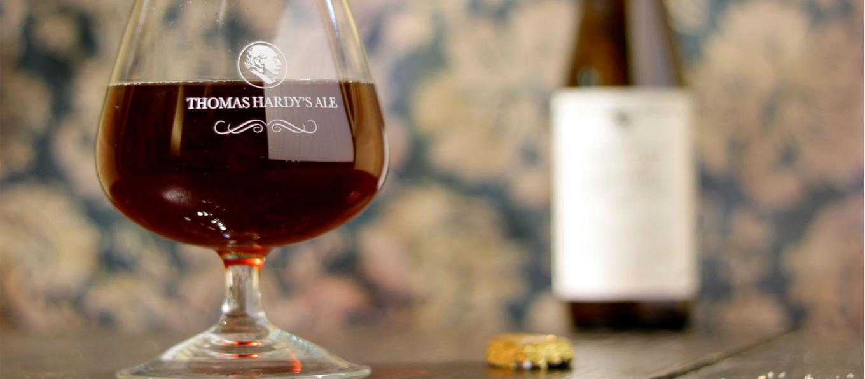 Thomas Hardy's Ale, birre invecchiate in botti di whiskey | Topbeer
